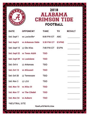 2020 college football schedule