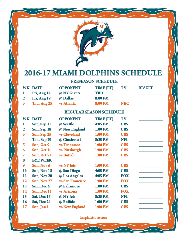 photo about New York Giants Printable Schedule identify nfl miami dolphins timetable