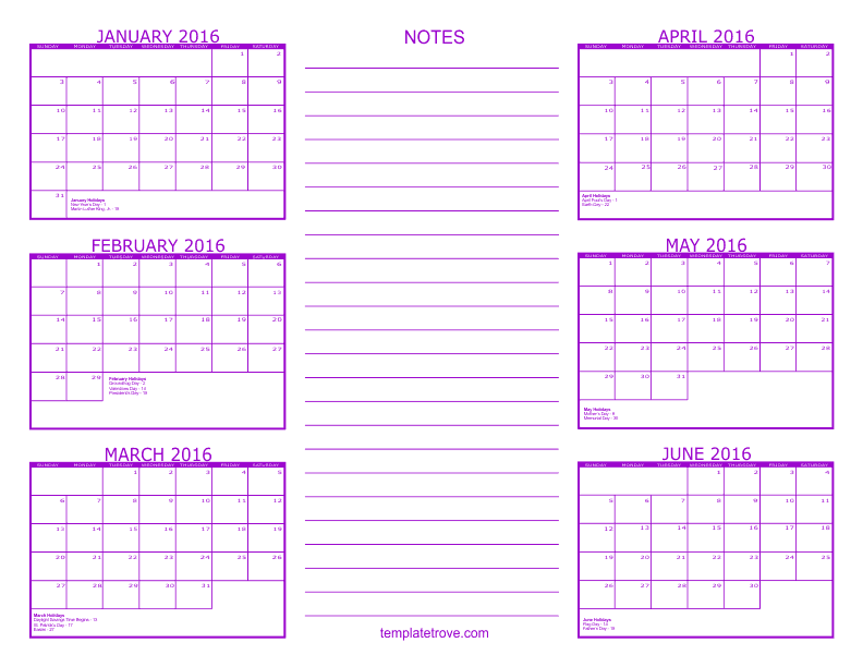 Blank Calendar April May : Free calendars to print pdf