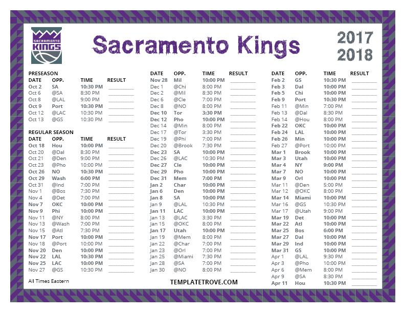 It's just a photo of Genius Los Angeles Kings Printable Schedule