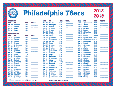 2018-2019-Printable-Philadelphia-76ers-Schedule-Mountain-Times-TN Free Printable Template For Pre Newsletter on word family newsletter templates, free printable newsletter layouts, free downloadable newsletter templates, free editable newsletter templates,
