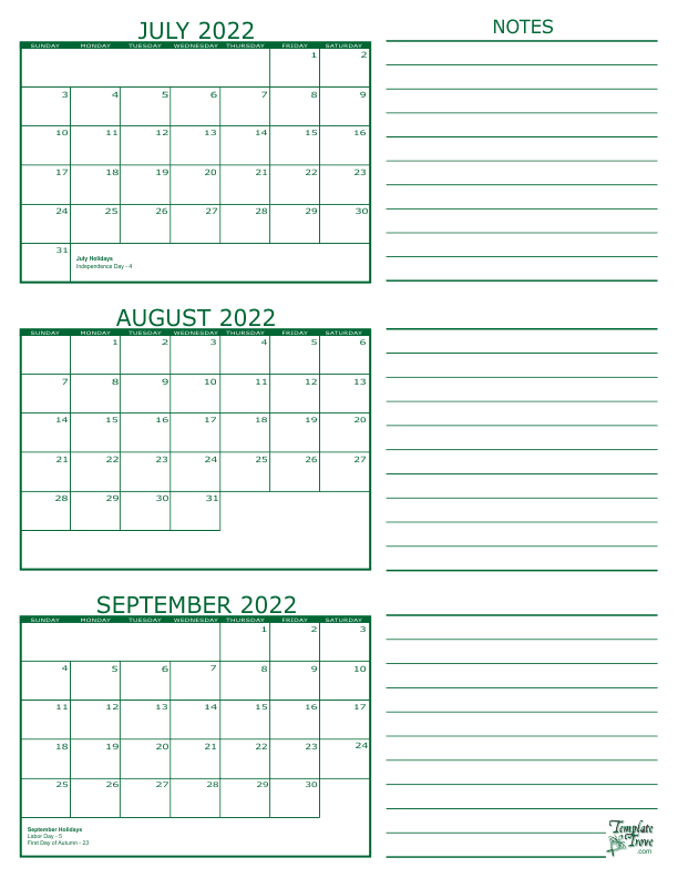3 month calendars - Kasare.annafora.co