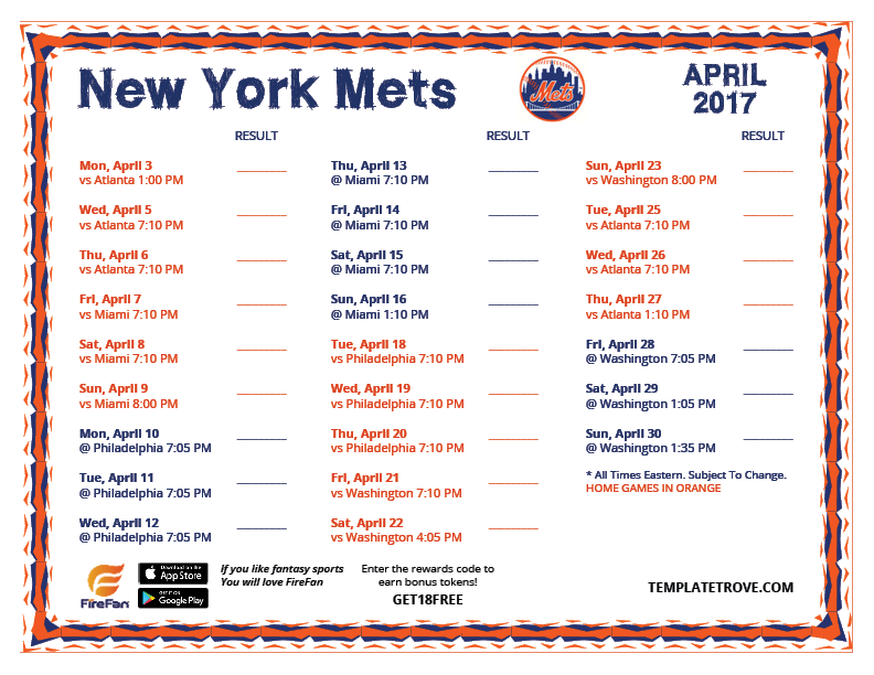 Persnickety image throughout mets printable schedule
