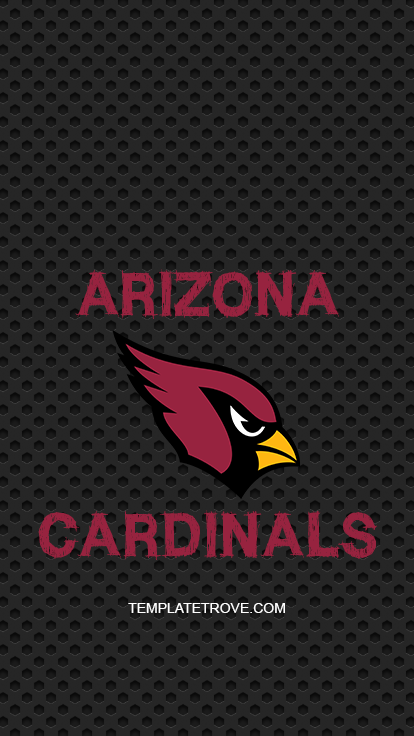 2019-2020 Arizona Cardinals Lock Screen
