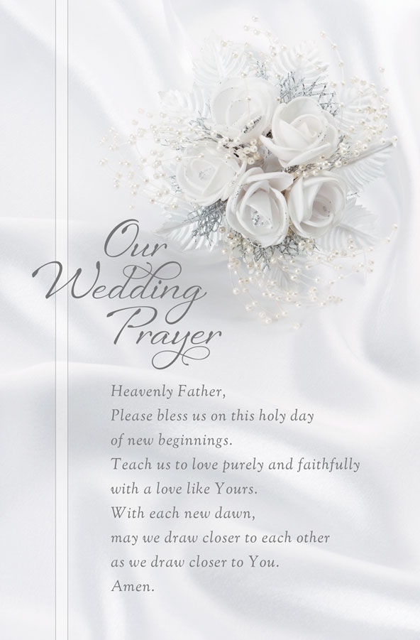 wedding program paper 6325