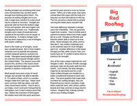 Red Brochure Template 1