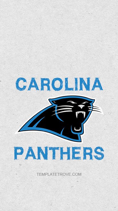 image about Carolina Panthers Printable Logo referred to as 2018-2019 Carolina Panthers Lock Show Routine for apple iphone