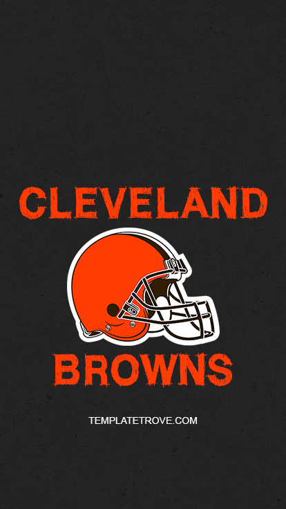 2019 2020 Cleveland Browns Lock Screen Schedule For Iphone 6