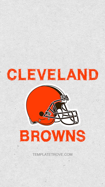 Cleveland-Browns-Logo-Lock-Screen-iPhone-6-7-8-Plus-3 Team Newsletter Template on classroom weekly, one page, free printable monthly, microsoft publisher, christmas family,