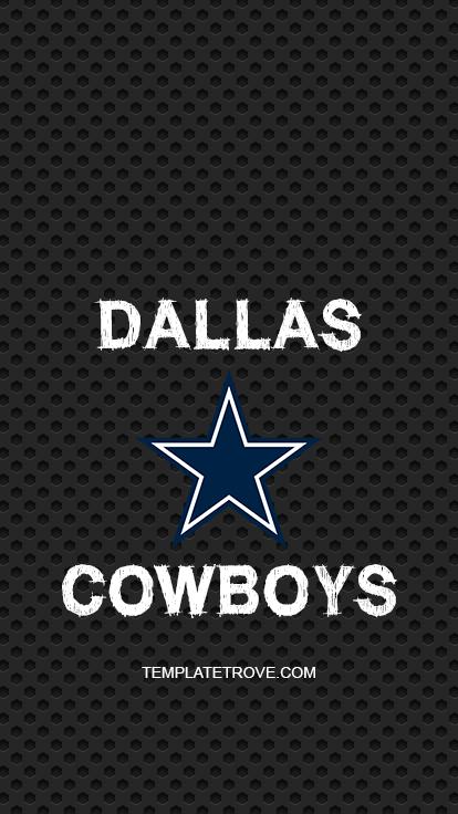 2018-2019 Dallas Cowboys Lock Screen