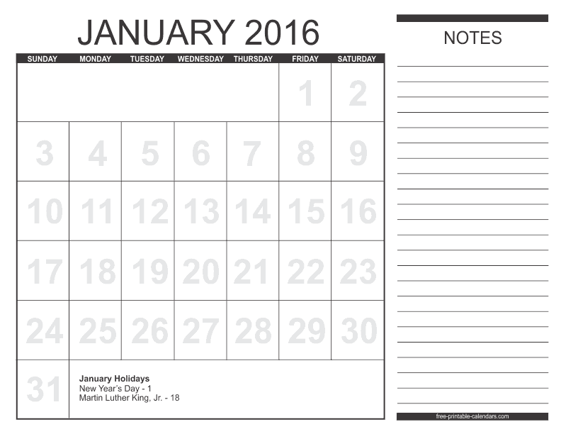 photo regarding Printable Calendars for called Free of charge Calendars in direction of Print PDF Calendars