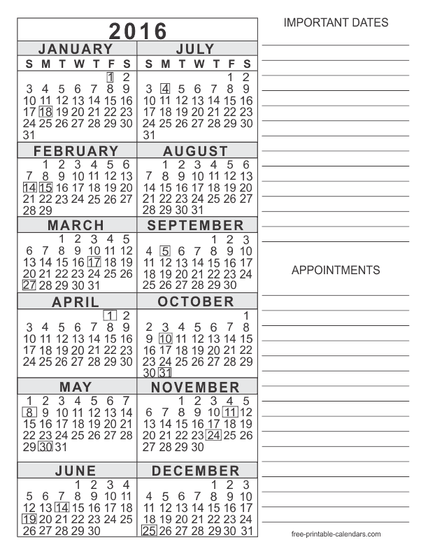 graphic about 3 Year Calendar Printable called Cost-free Calendars toward Print PDF Calendars