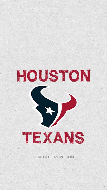 2019-2020 Houston Texans Lock Screen