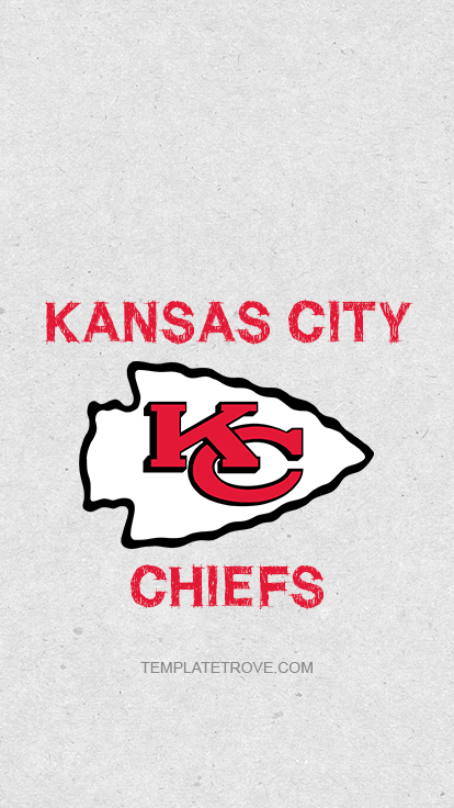2018 2019 Kansas City Chiefs Lock Screen Schedule For Iphone 6 7 8 Plus