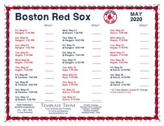 2020 pdf red sox schedule
