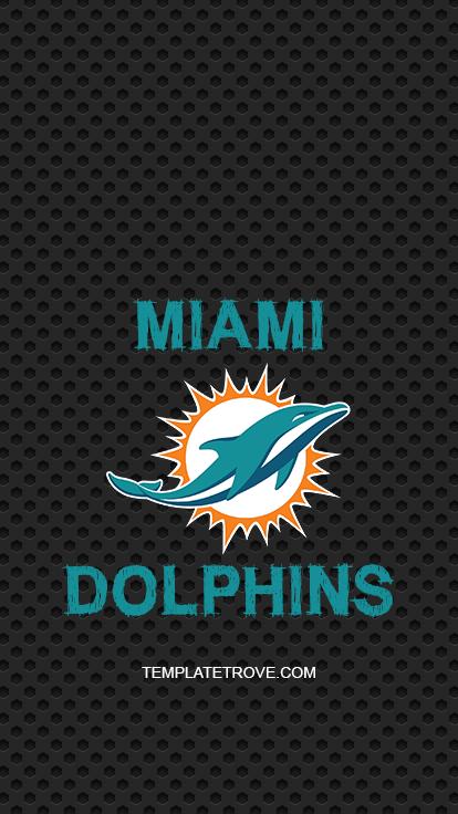 Miami Dolphins Lock Screen 1 Download