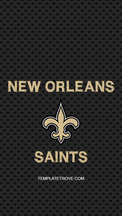 New Orleans Saints Schedule 2020 Printable.2019 2020 New Orleans Saints Lock Screen Schedule For Iphone