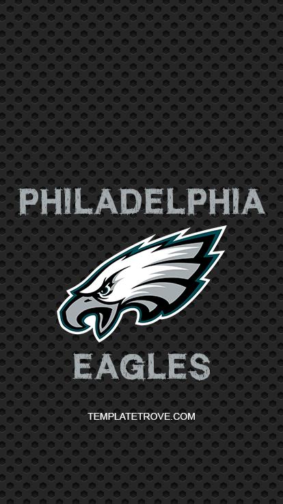 2018 2019 Philadelphia Eagles Lock Screen Schedule For Iphone 6 7 8 Plus
