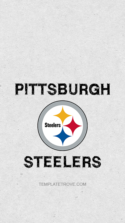 photo relating to Printable Steelers Logo referred to as 2019-2020 Pittsburgh Steelers Lock Exhibit Agenda for