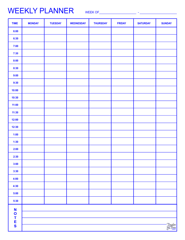 free business forms printable