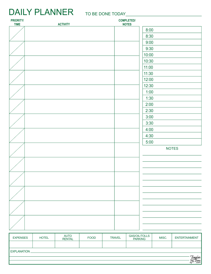 Daily-Planner-Green-Mobile-Large