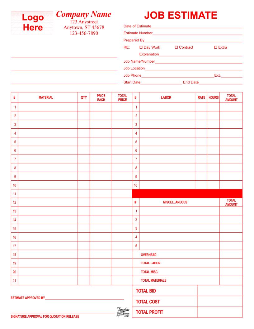 Job-Estimate-Red-Mobile-Large