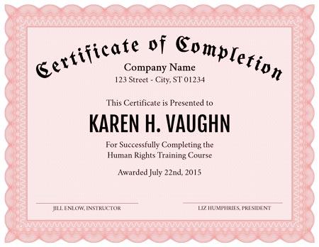 certificate editor  Certificate Maker – Template Trove
